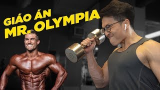 Ep 53: Thử giáo án tập tay của MR. OLYMPIA và CÁI KẾT | Arm Day | First Lives | An Nguyen Fitness