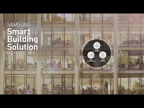 Samsung Smart Building Solution