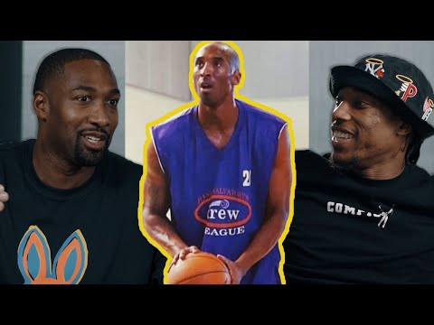 DeMar DeRozan Remembers Playing Kobe Bryant At The Drew League | No Chill with Gilbert Arenas