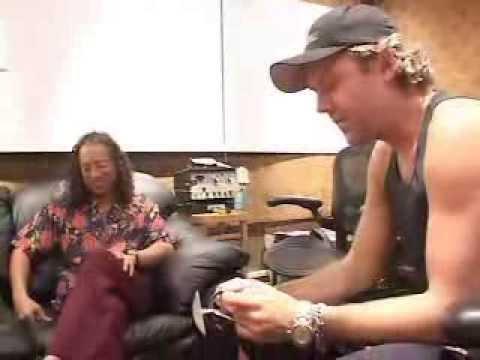 Metallica - Jump in the Studio: Vomit (August 15, 2002) Thumbnail image