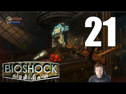 BioShock Remastered - Let's Play Part 21: Exploring Apartments