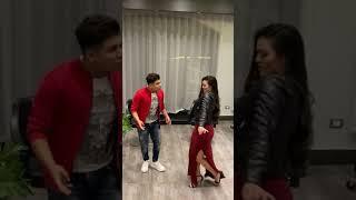 عمر كمال و لورديانا البرازيلية بيرقصوا على أنتى معلمة 🔥💃🏼