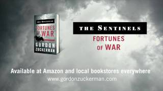 Book Trailer for The Sentinels: Fortunes of War