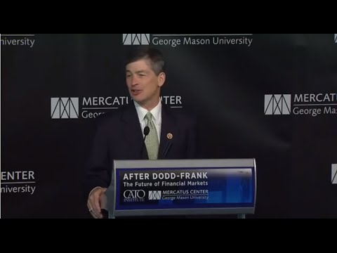 Keynote Address: Rep. Jeb Hensarling (R-TX), Chairman, House Financial Services Committee
