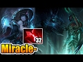 Miracle- [storm Spirit] 32 Blood Stone Charges & Terror Blade Rape To Abandon Dota2 7.02 video