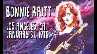 bonnie raitt live at clover studios, la 1/31/76