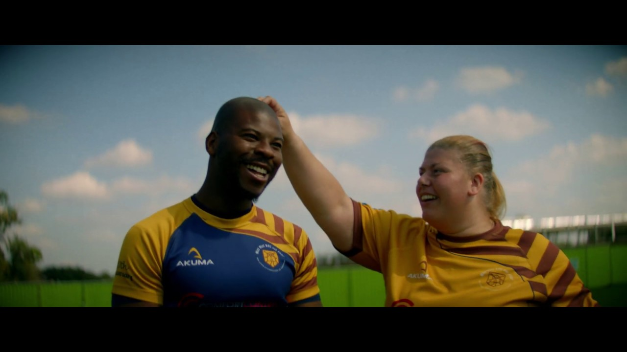 Ruck It: The Inspiring Story of Mill Hill RFC's Mixed Ability Rugby Team