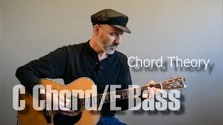 c/e chord - guitar lesson