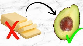 20 HEALTHY FOOD SWAPS EVERYONE NEEDS TO KNOW!