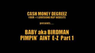 Baby aka Birdman - Pimpin