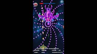 Tutorial Galaxy Attack Aliens Shooter Level 40 / no hack