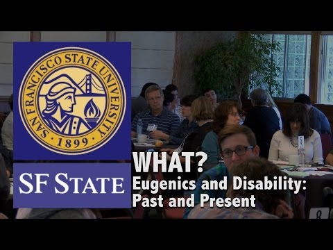 Future Past: Disability, Eugenics, and Brave New Worlds