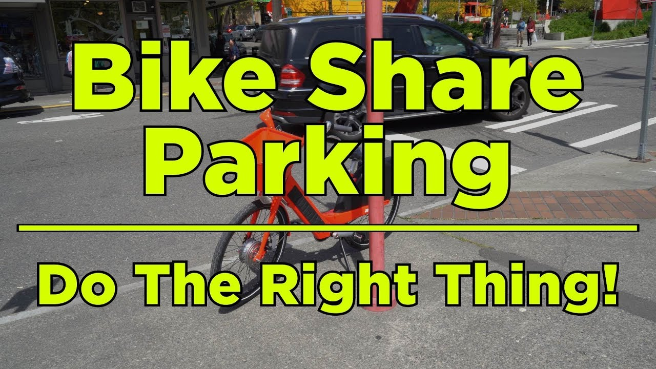 Bike Share - Transportation | seattle gov