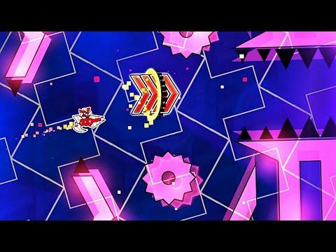 ''Falling Up AgaiN'' 100% (Demon) by mdk642 & kDarko | Geometry Dash