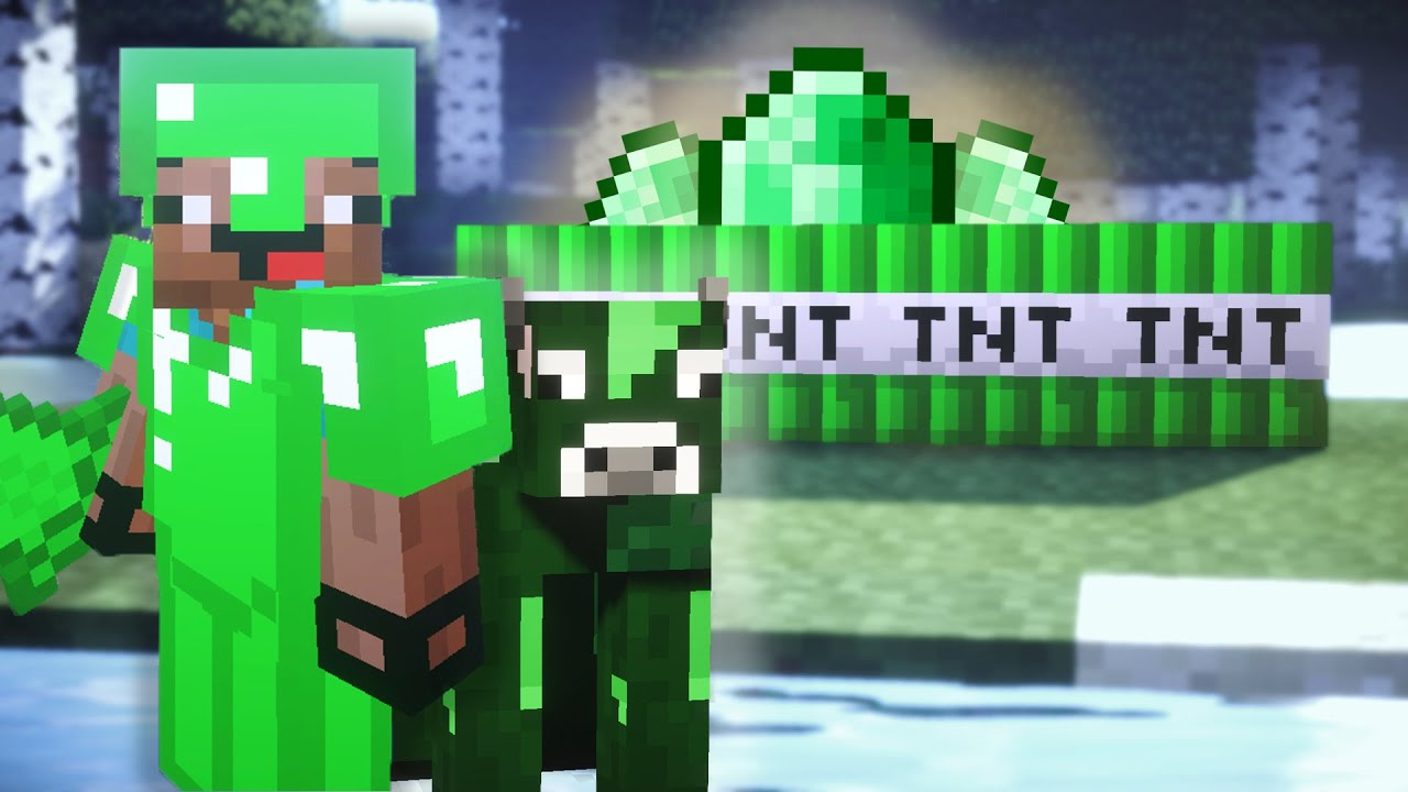 Minecraft EMERALD MOD
