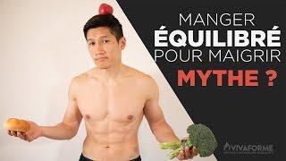 Manger Equilibré ne fait PAS maigrir (+solution)