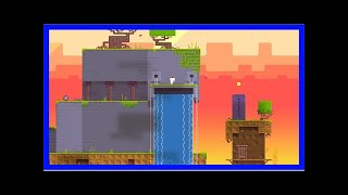 Fez is still being ported and now it's on ios