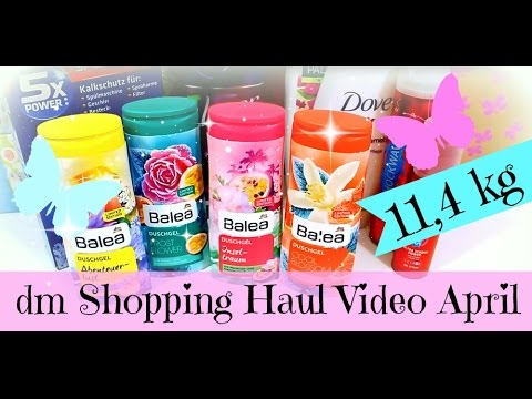 11,4 kg dm Shopping Haul Video | Kreischalaaaaaaaaarm | 9999