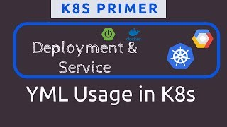 Kubernetes YML Generator with Usage for Deployment and Service | K8s Primer | Tech Primers
