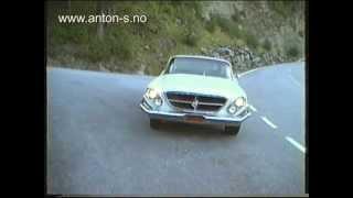 Chrysler 300G Test drive