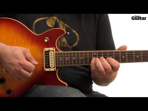 RGT Grade Three Rock - Lead improvisation lesson (TG242)