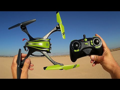 Sky Viper V950HD Video Drone Test Flight