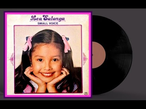 LEA SALONGA (1981) - I Am But A Small Voice/Alphabet Song/Happiness/Thank You For The Music