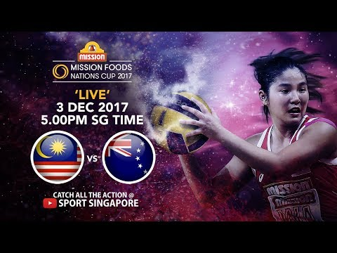 Malaysia 🇲🇾  vs 🇨🇰 Cook Islands | Mission Foods Nations Cup 2017
