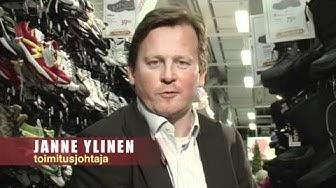 Valtakunnallinen yrittäjäpalkinto 2011 - Kokkolan Halpa-Halli Oy