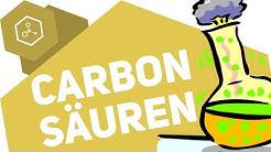 Carbonsäuren - Was ist das?! ● Gehe auf SIMPLECLUB.DE/GO & werde #EinserSchüler