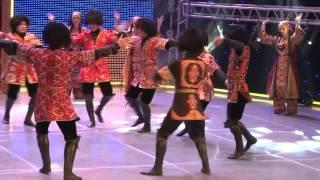 Танец Лезгинский