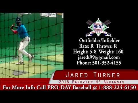 PRODAY AR PROSPECT Jared Turner 2018
