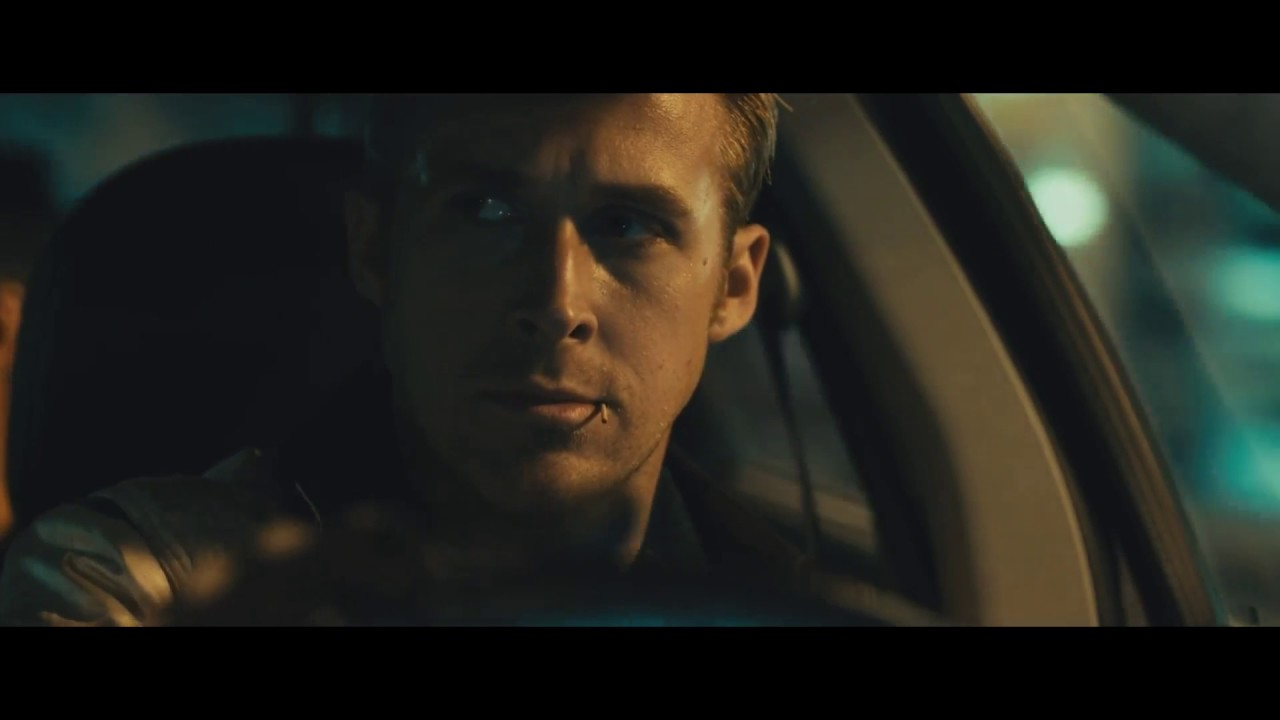 Download Drive (2011) - Opening Credits Scene - Car Chase