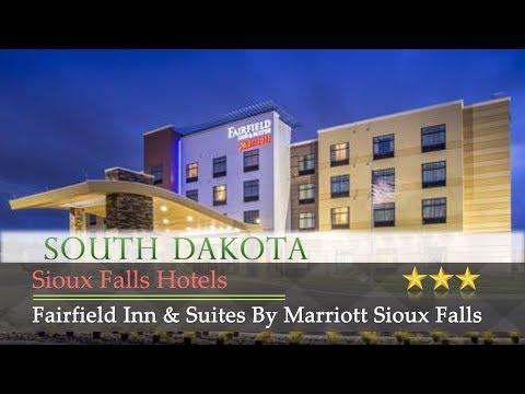Fairfield Inn & Suites By Marriott Sioux Falls Airport - Sioux Falls Hotels, South Dakota