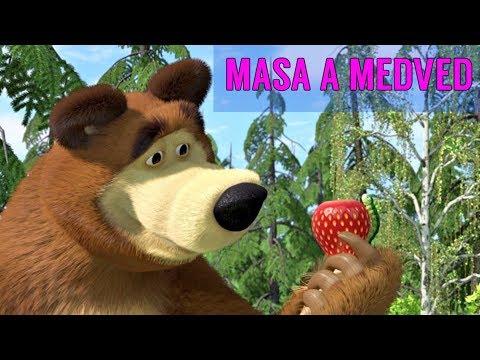 e3c1415fd MASA A MEDVED VARIA - ROZPRAVKY PRE DETI PO SLOVENSKY + DETSKE PESNICKY A  VIDEA PRE NAJMENSICH