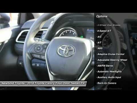 2018 Toyota Camry Ou0027Fallon IL 18243
