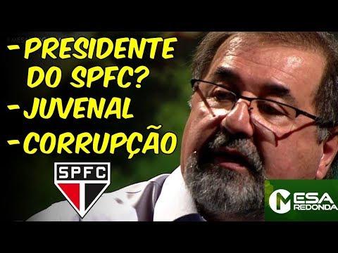 Marco Aurélio PRESIDENTE DO SPFC? Ex-dirigente FALA TUDO no PAREDÃO (17/02/19)