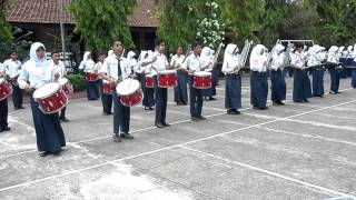Pergi Pagi Pulang Pagi Armada (Gita Panca Pesona) SMP N 5 Magelang