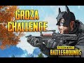 BATTLEGROUNDS GROZA CHALLENGE! PUBG LIVE!