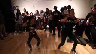 Missy Elliott - WTF (Where They From) Ft. Pharrell Williams I Choreography by @BizzyBoom