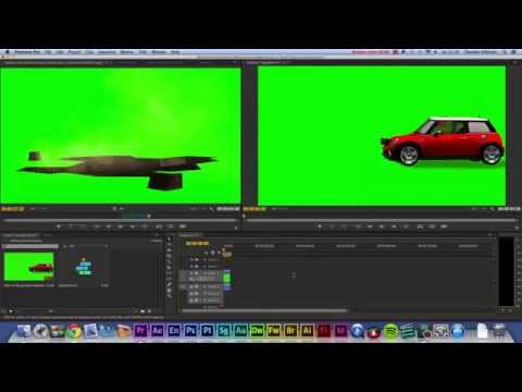 Green Screen Keying In Adobe Premiere Pro CS6 The Easiest Way!