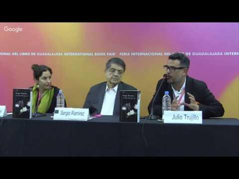 YA NADIE LLORA POR MÍ de Sergio Ramírez en FIL Guadalajara 2017