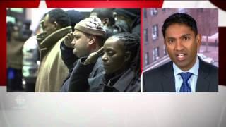 NYC policemen shot: Warning about gunman came just after ambush