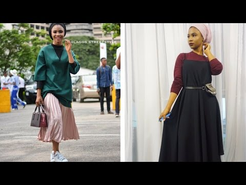 LAGOS FASHION AND DESIGN WEEK VLOG!