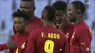 Nigeria vs. Ghana [FIRST HALF] (2017 WAFU Cup Group Stage)