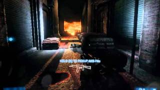 Battlefield 3 PC Gameplay: Lowest Settings