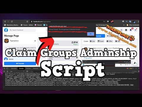 Claim Groups without Admin using Claim Admin Script 2020
