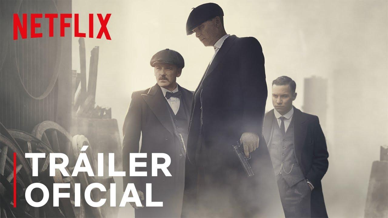 Estreno De La Temporada 5 De Peaky Blinders En Netflix Las