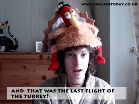 Learn English Fun: The Turkey Limerick