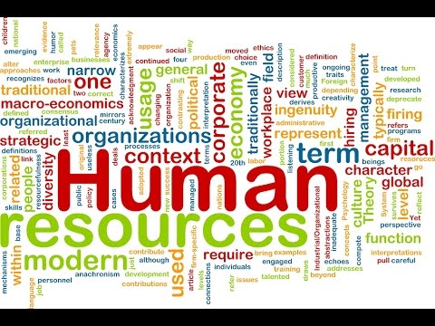 Human Resource Management Dictionary Pdf